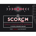 Scorch - Chilli Chocolate Spread