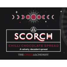 Scorch Chilli Chocolate Sauce