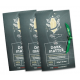 Dark Matter - Popping Candy, Mint & Naga Chocolate 3 Bars